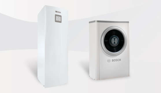 7000AW con bollitore integrato ( Bosch )